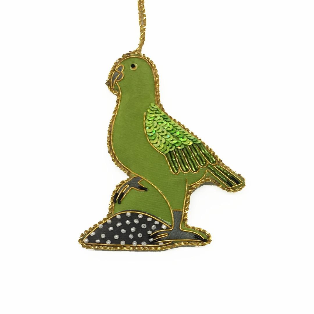 Hanging NZ Bird, Kea image 0