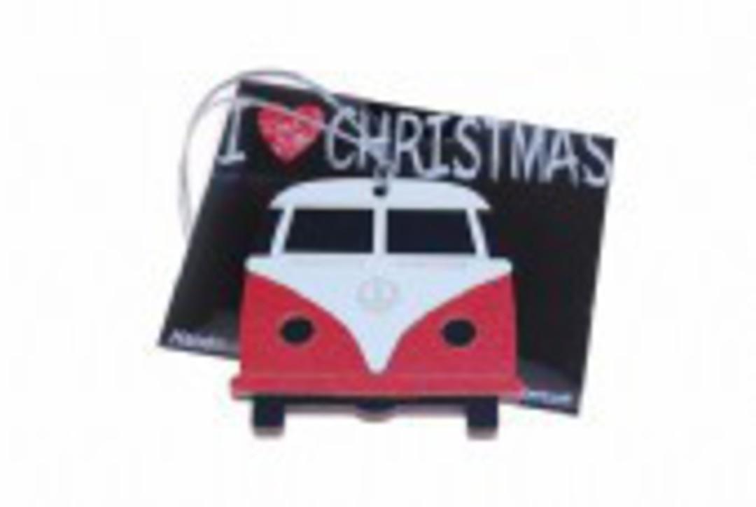 Hnaging I Love Christmas, Kamper Van image 0