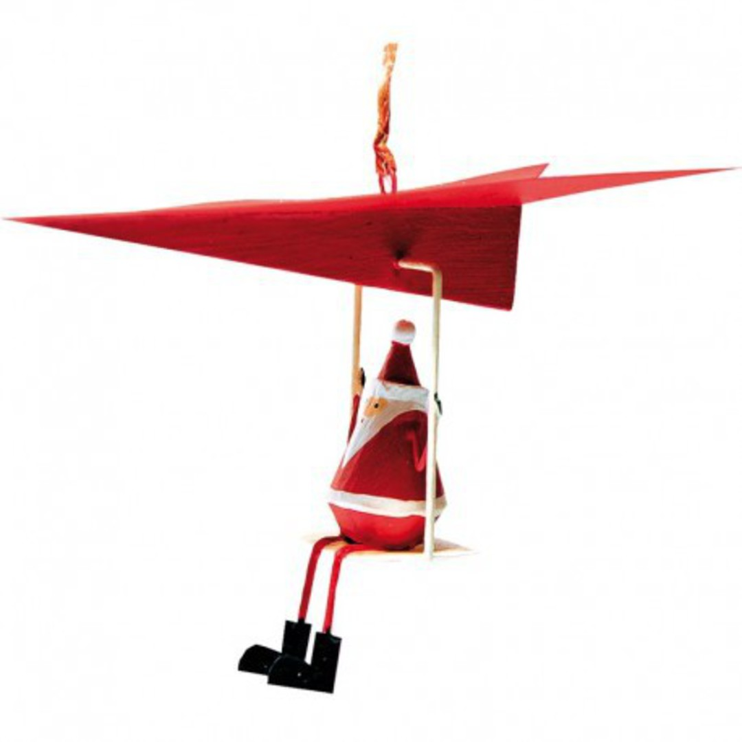 Santa Hang Gliding SOLD OUT image 0