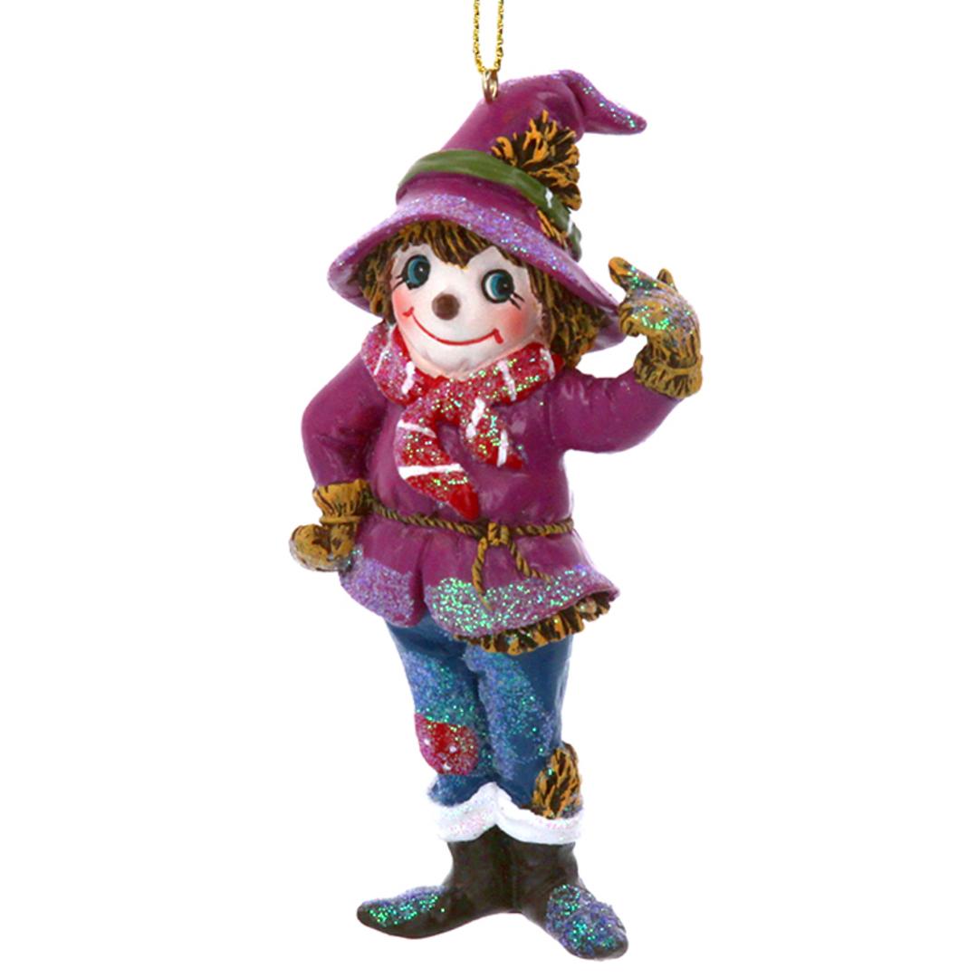 Resin Scarecrow 11cm image 0