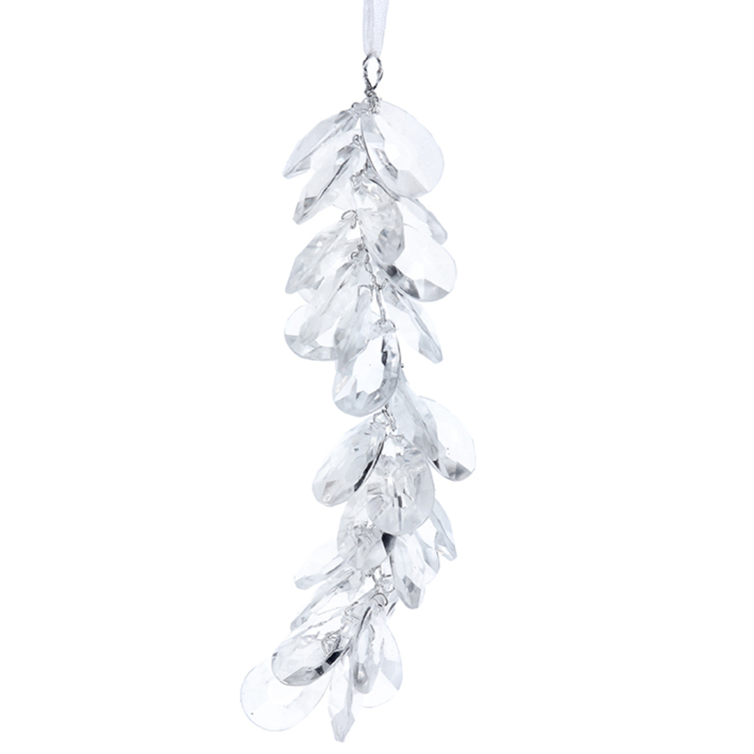 Clear Crystal Cluster 17cm image 0