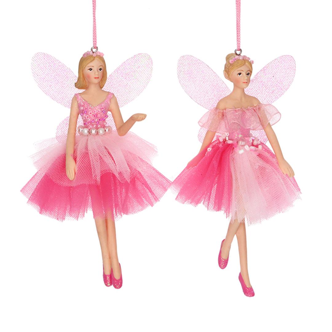 Resin Sugar Plum Fairy 13cm image 0