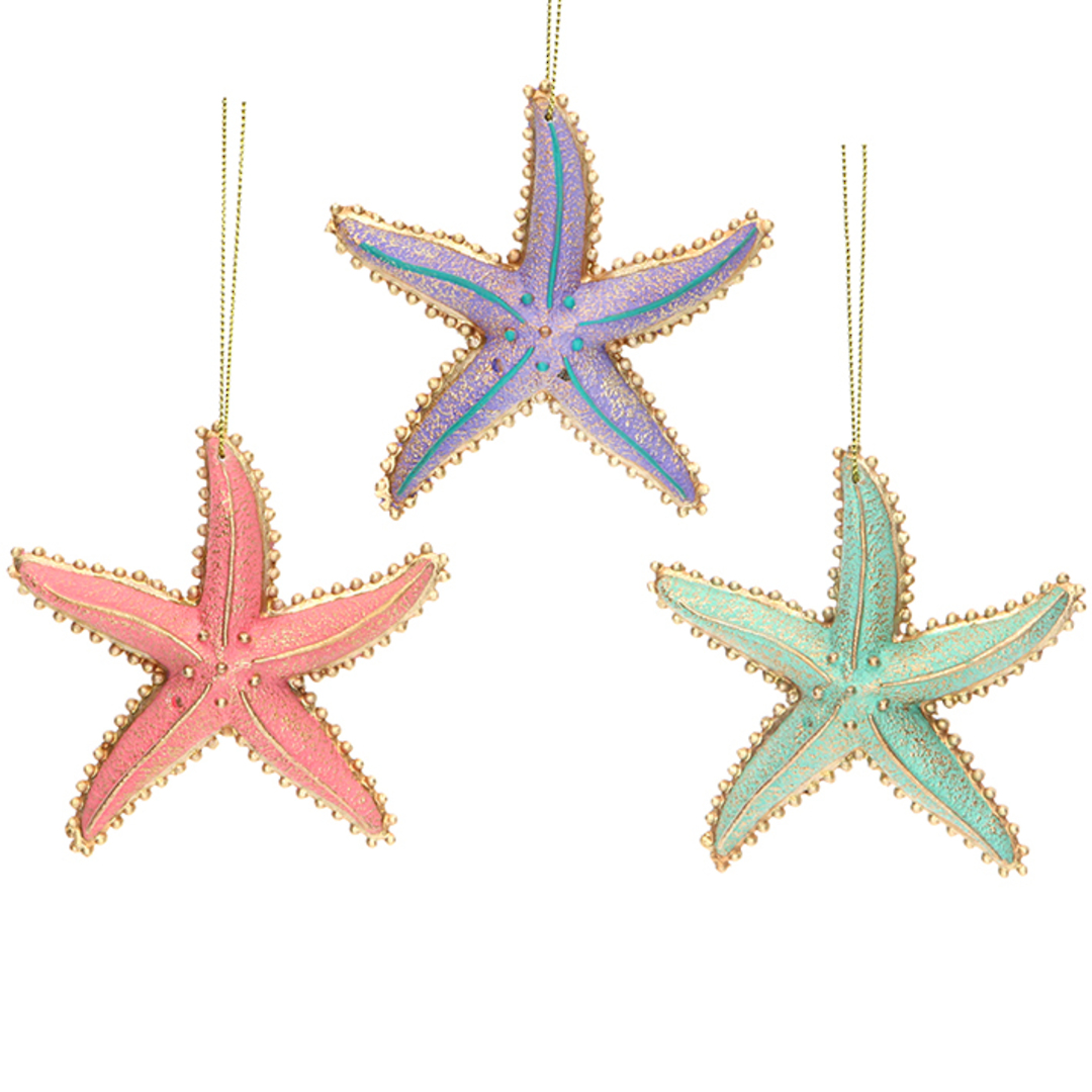 Resin Sea Kingdom Starfish 9cm SOLD OUT image 0