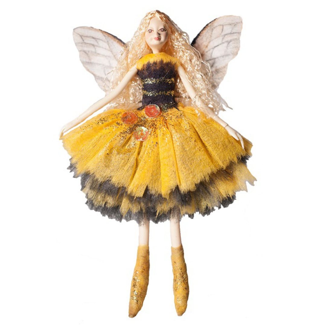 NZ Fairy, Honey Bee 13cm image 0