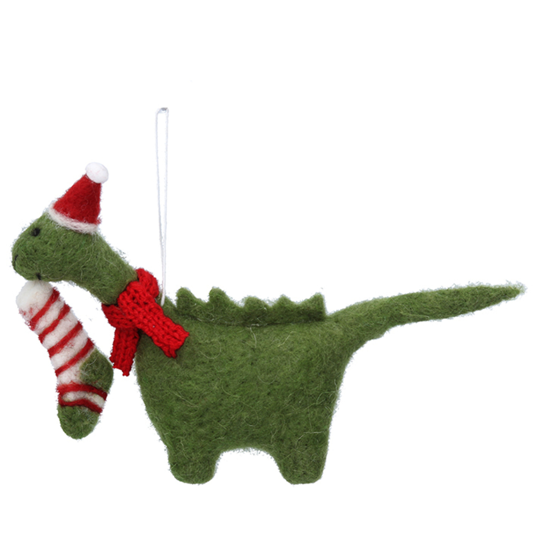 EcoWool Dinosaur 19cm image 0