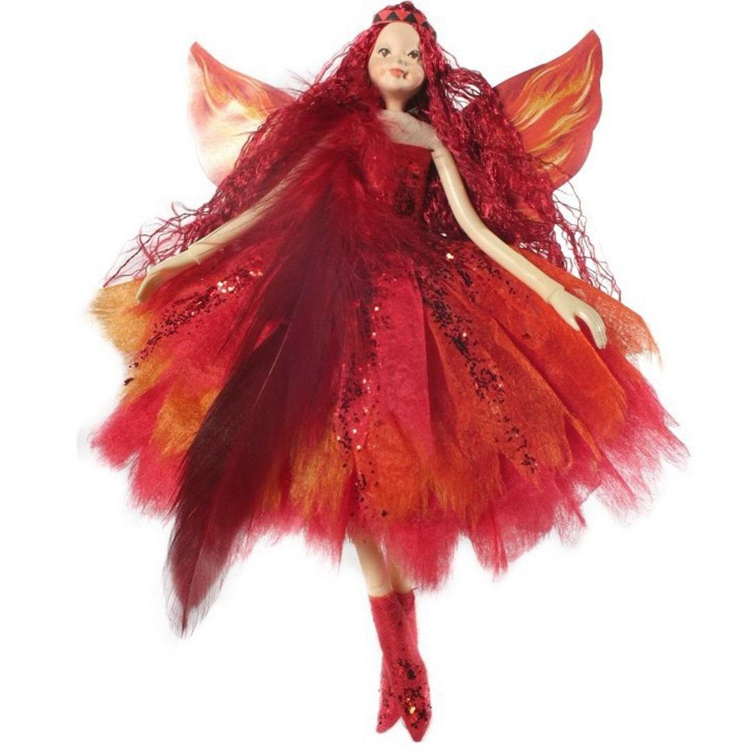 NZ Fairy, Mahuika Fire 13cm image 0