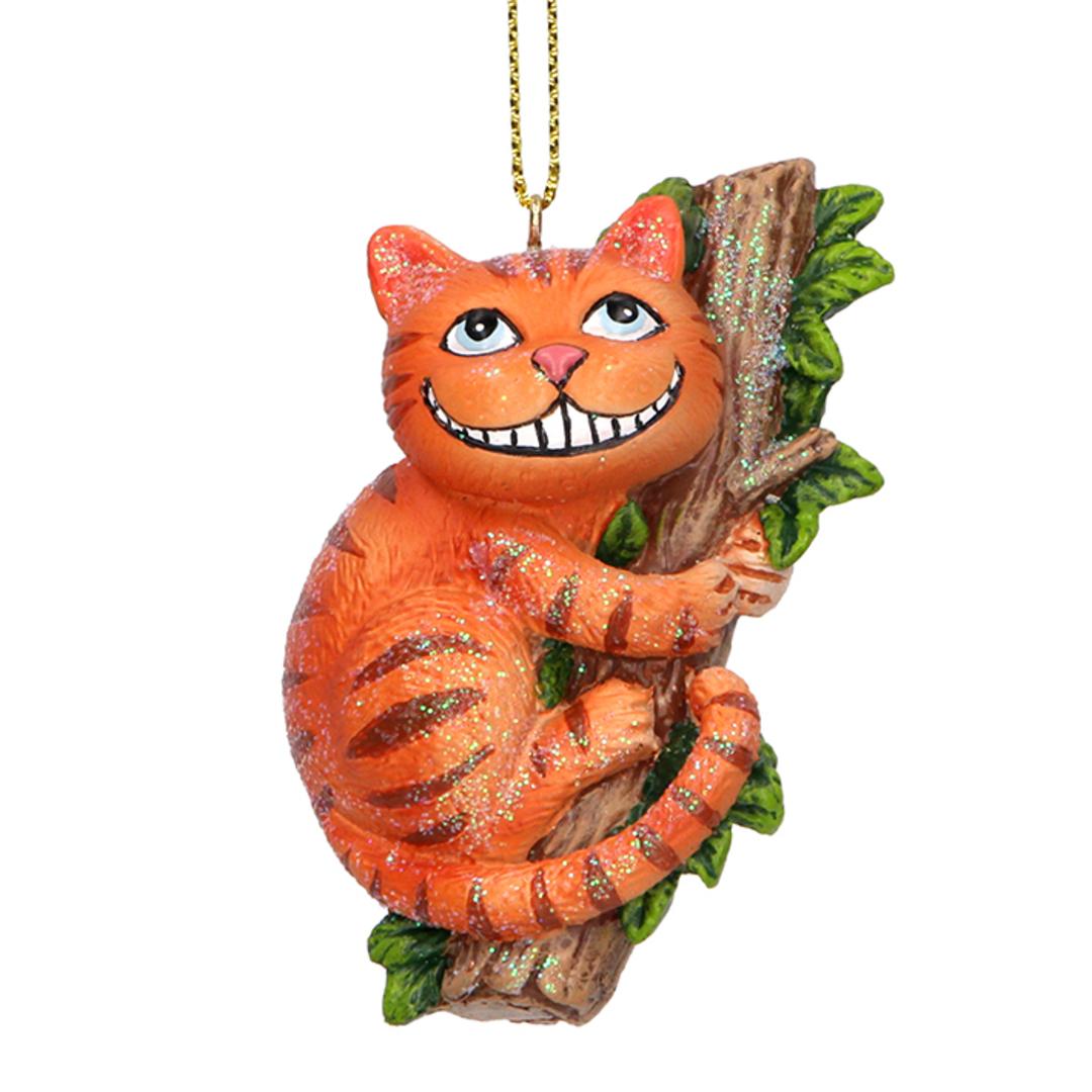 Resin Cheshire Cat 12cm image 0