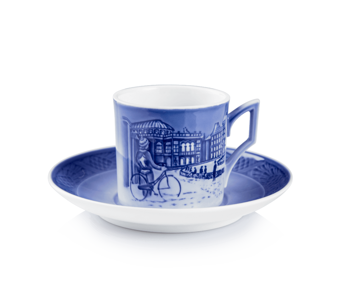 Royal Copenhagen Cup & Saucer, 2016 image 0