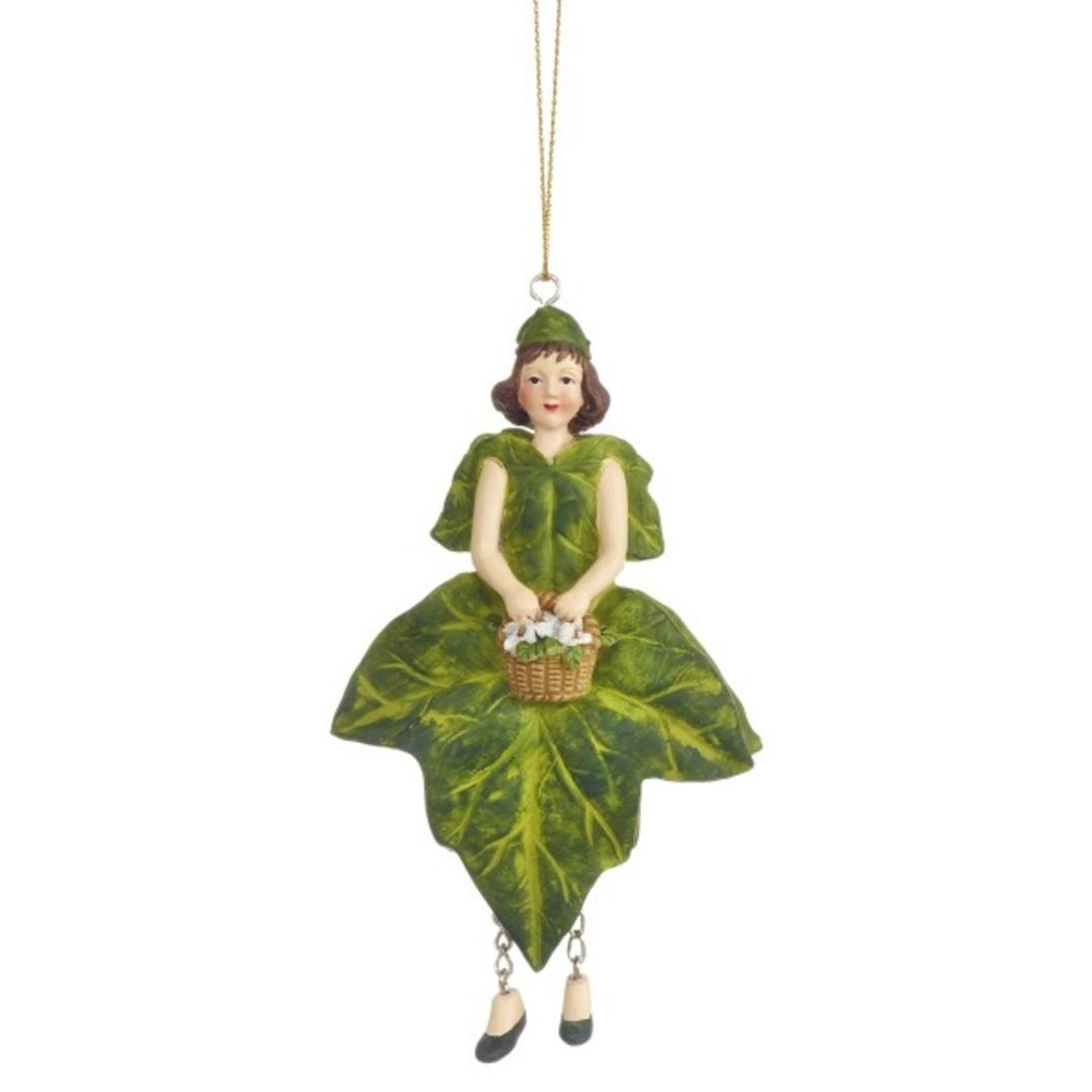 Flower Girl Ivy Green 13cm image 0