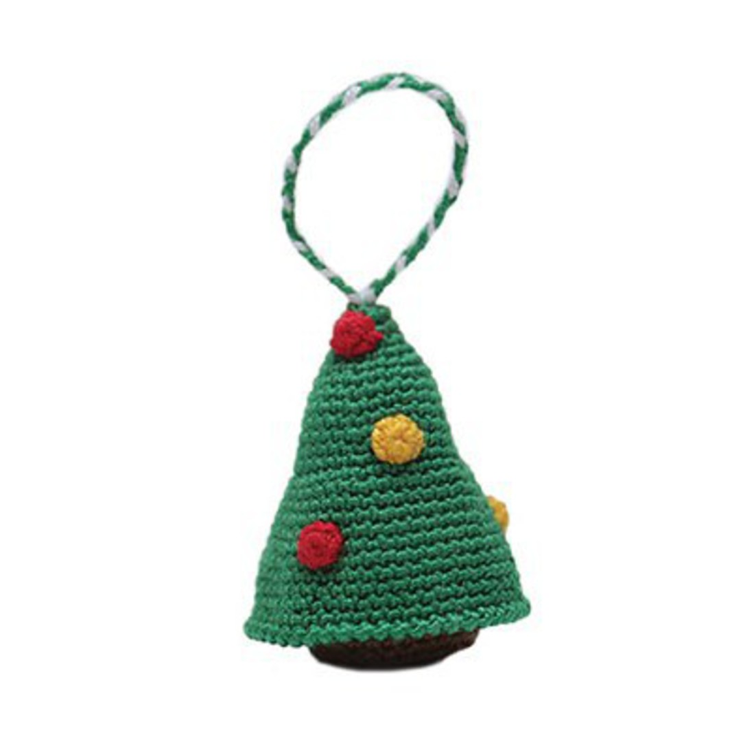 Mini Crocheted Xmas Tree image 0