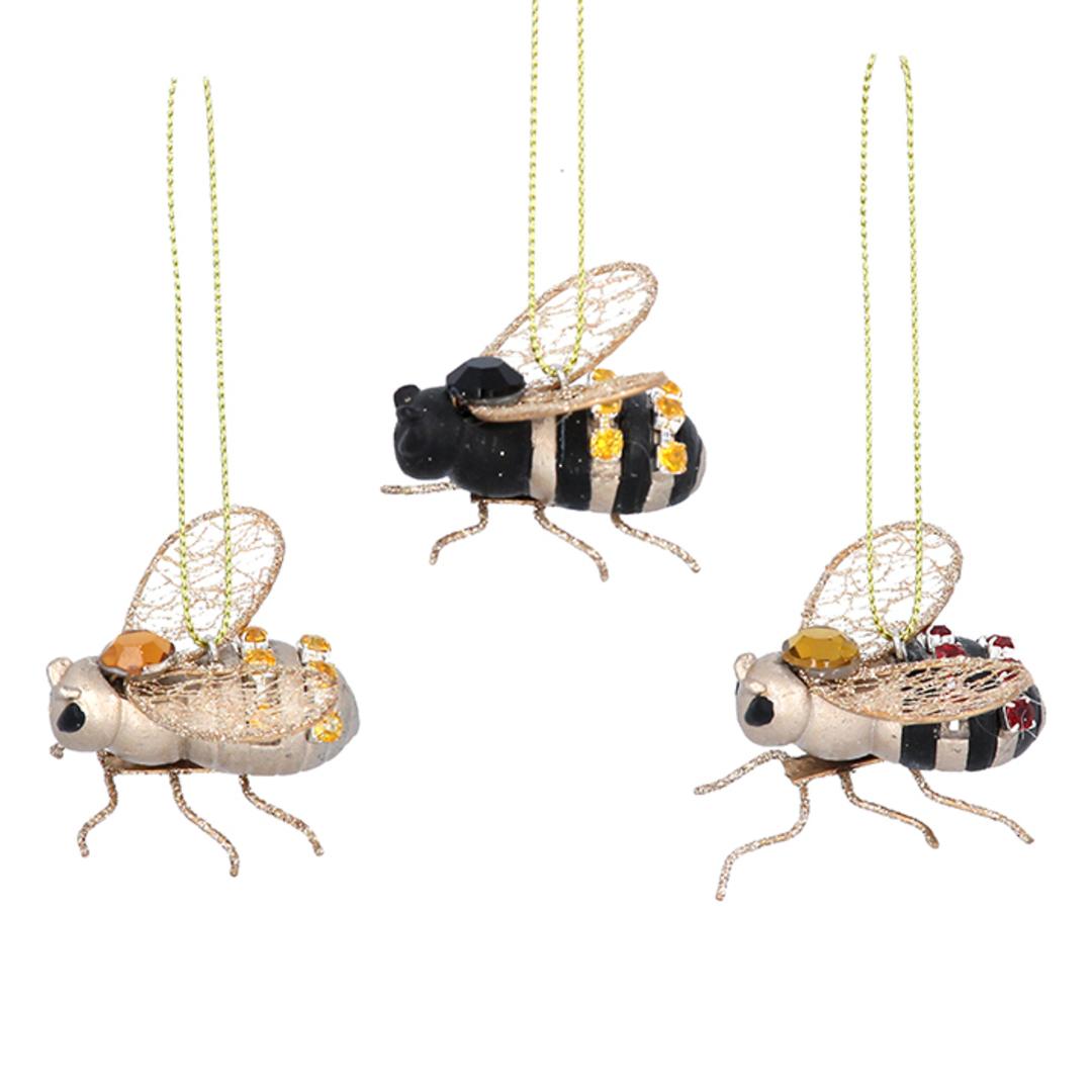 Resin Queen Bee 5cm image 0