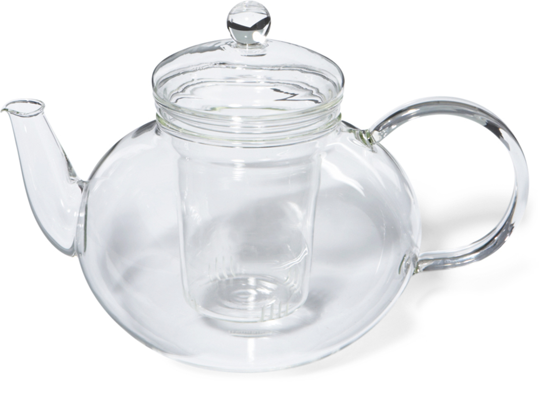 Glass Teapot 1.5ltr with Glass Filter image 0