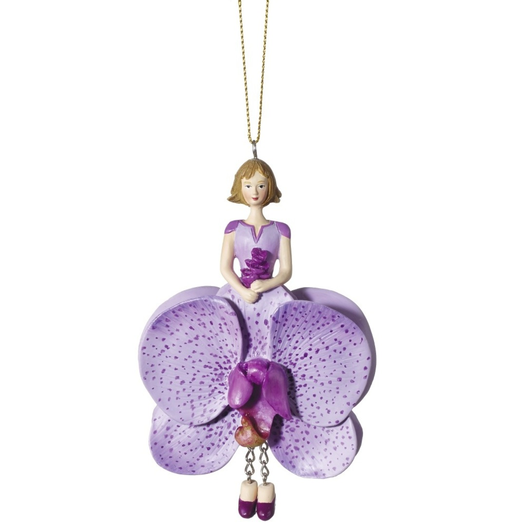Flower Girl Orchid Lilac 12cm image 0