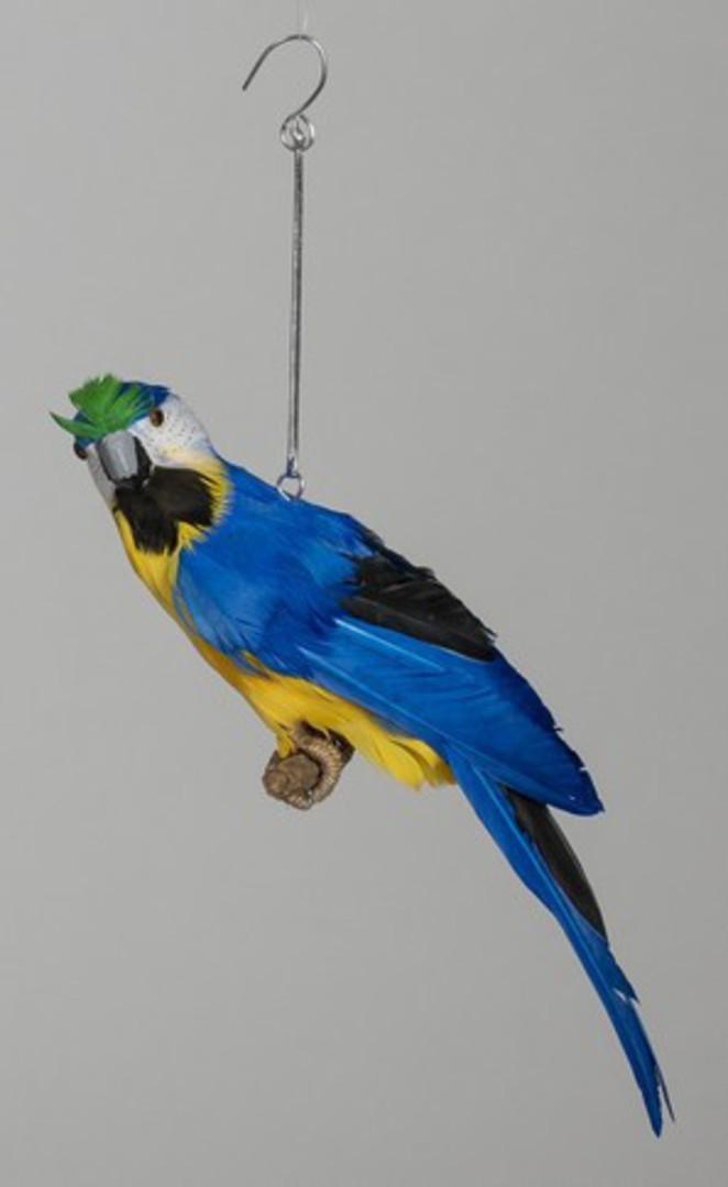 Blue Macaw 32cm image 0