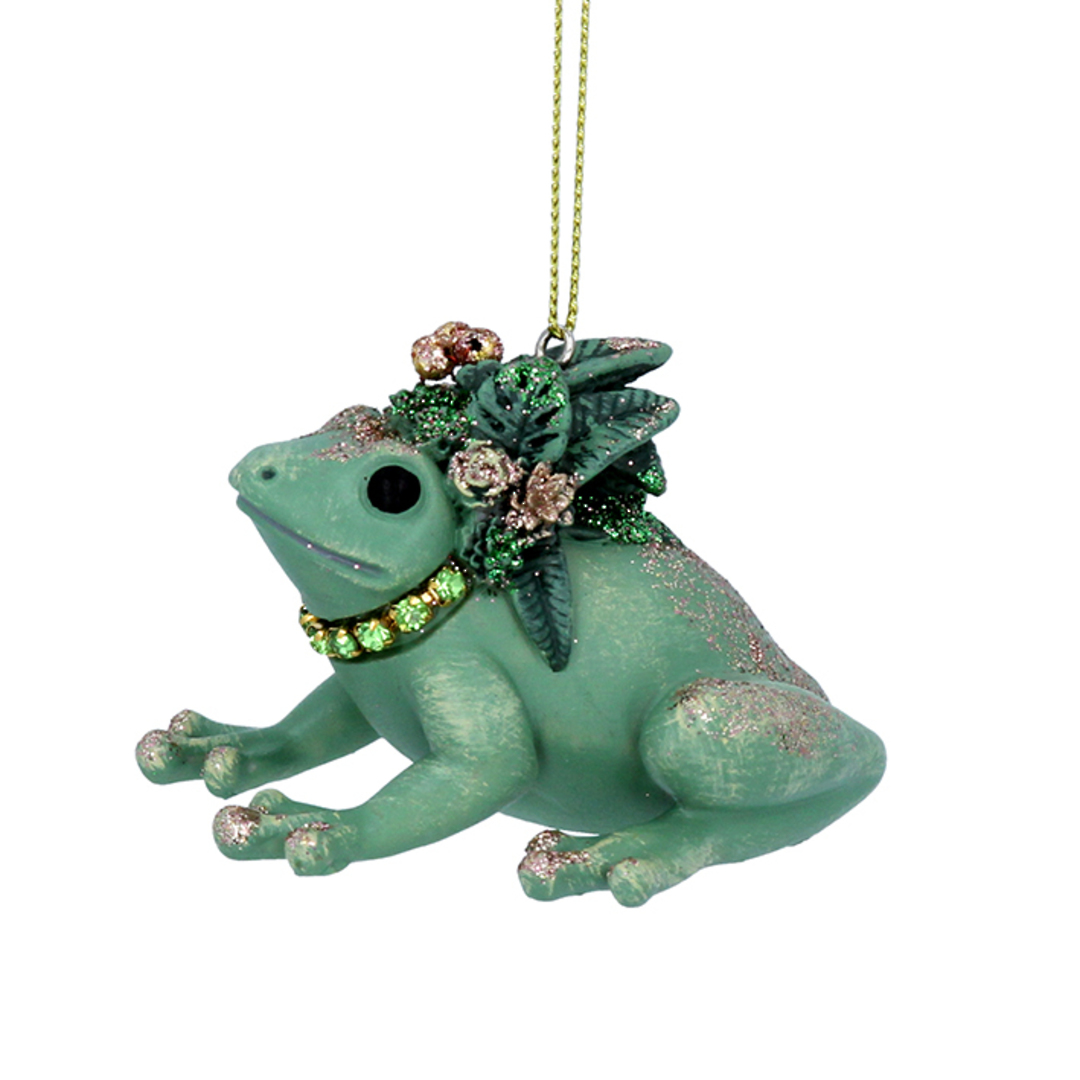 Resin Jungle Frog 6cm image 0