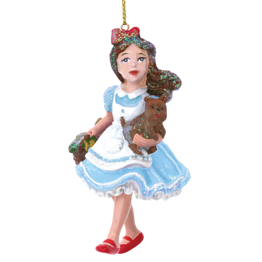 Resin Dorothy with Toto 11cm image 0