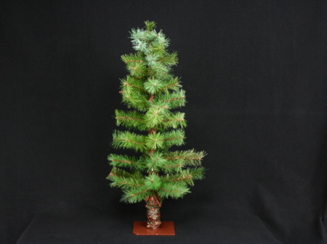 Slimline Green Fir Tree Sml 63cm image 0