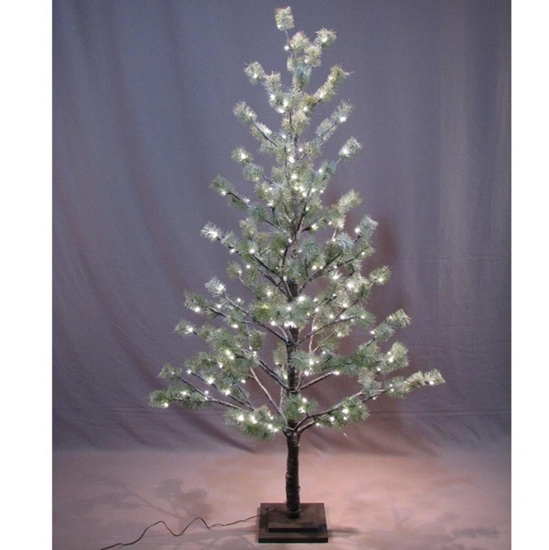 Icey Green Pine Tree 1.8mtr, 186 LED Lights image 1