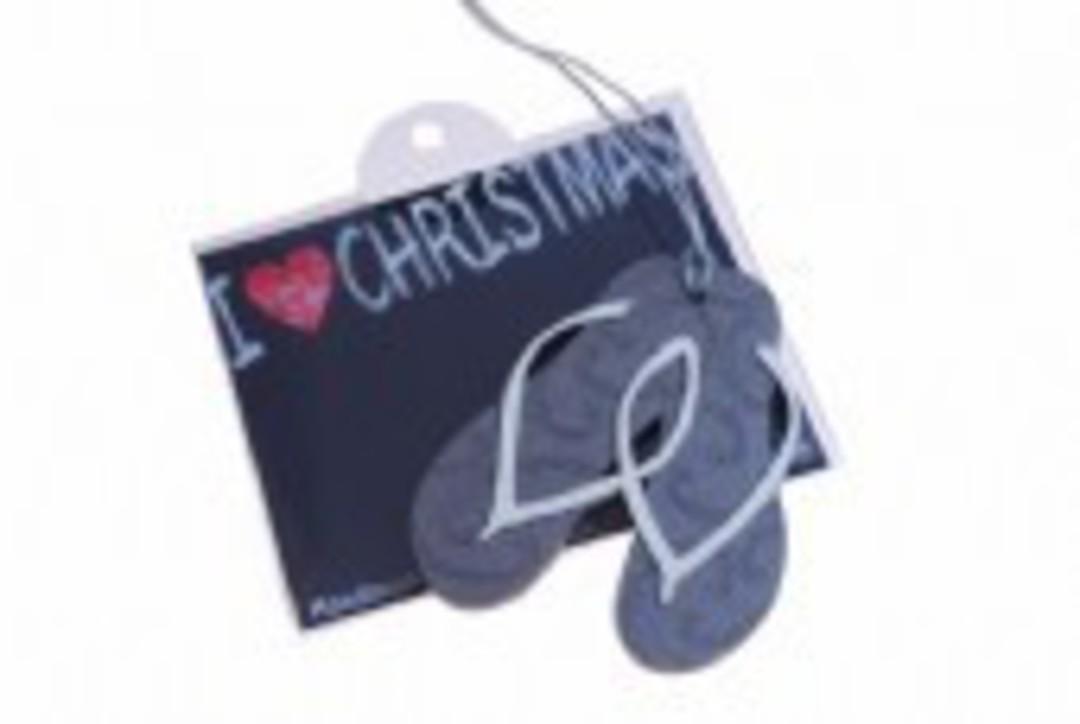 Hanging I Love Christmas, Jandle image 0