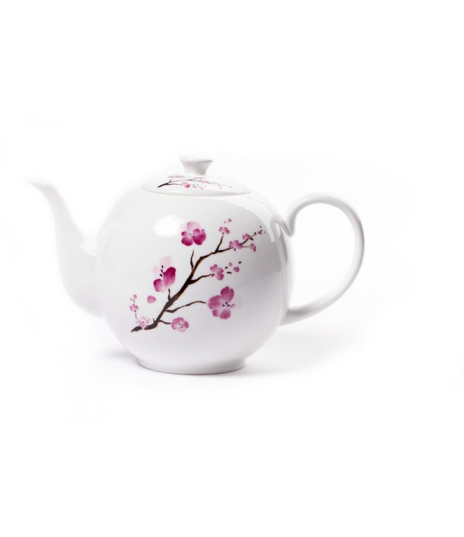 Cherry Blossom Teapot image 0