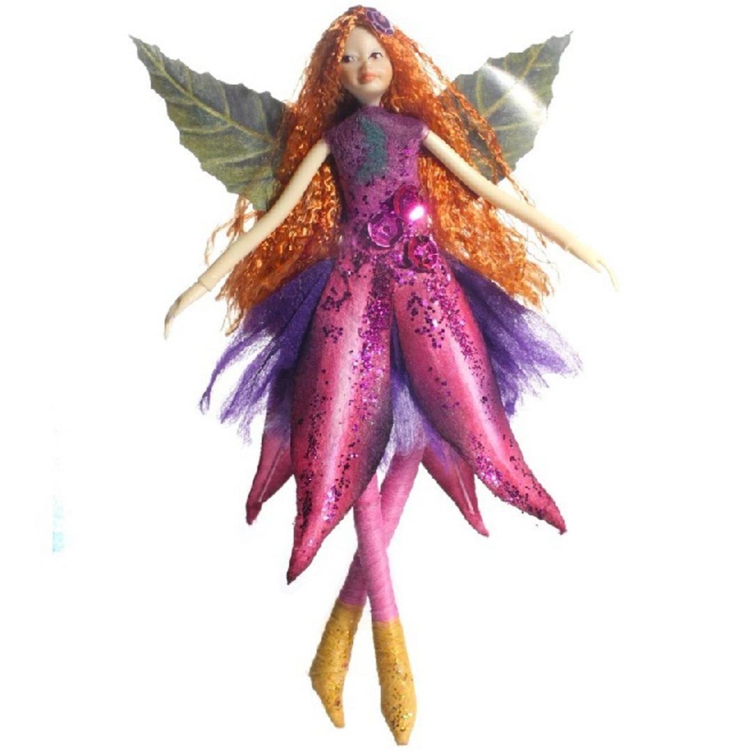 NZ Fairy, Native Tree Fuchsia / Kotukutuku 13cm image 0