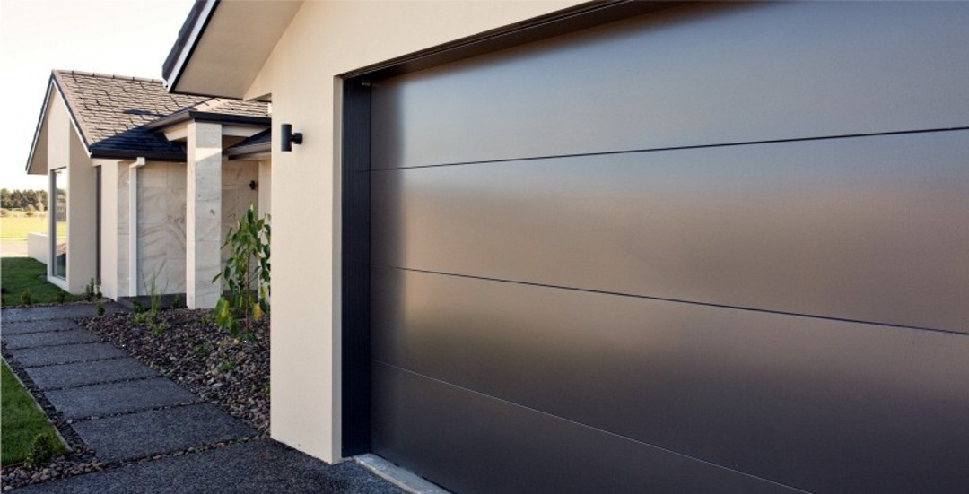 Sierra Sectional Doors image 0