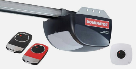 Dominator Sectional Door Openers