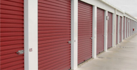 Dominator Industrial Roller Doors