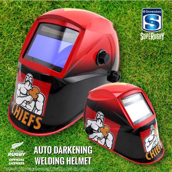 Investec Super Rugby Auto Darkening Welding Helmets image 6