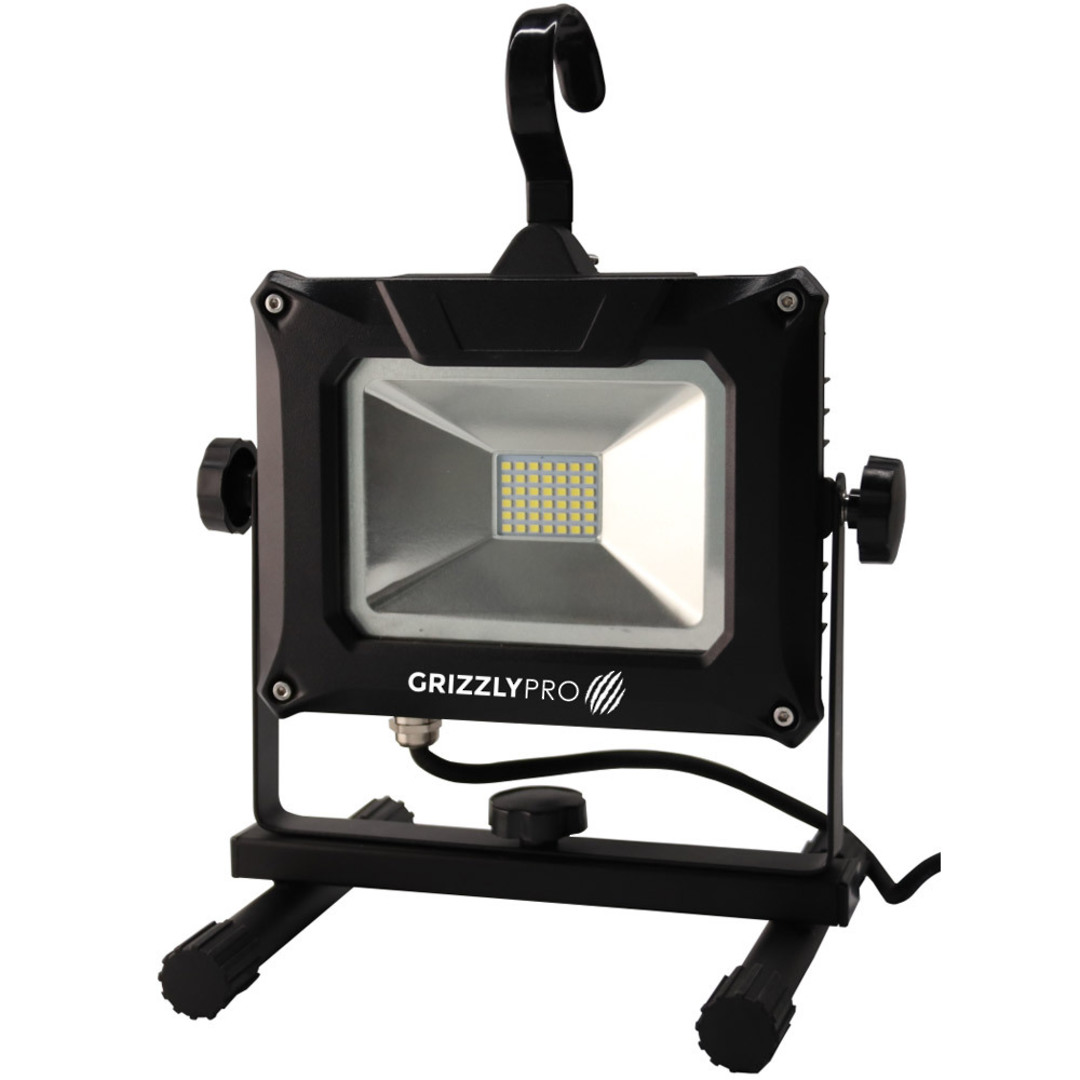GrizzlyPro 18v 20W Hybrid LED Worklight GMAH image 0