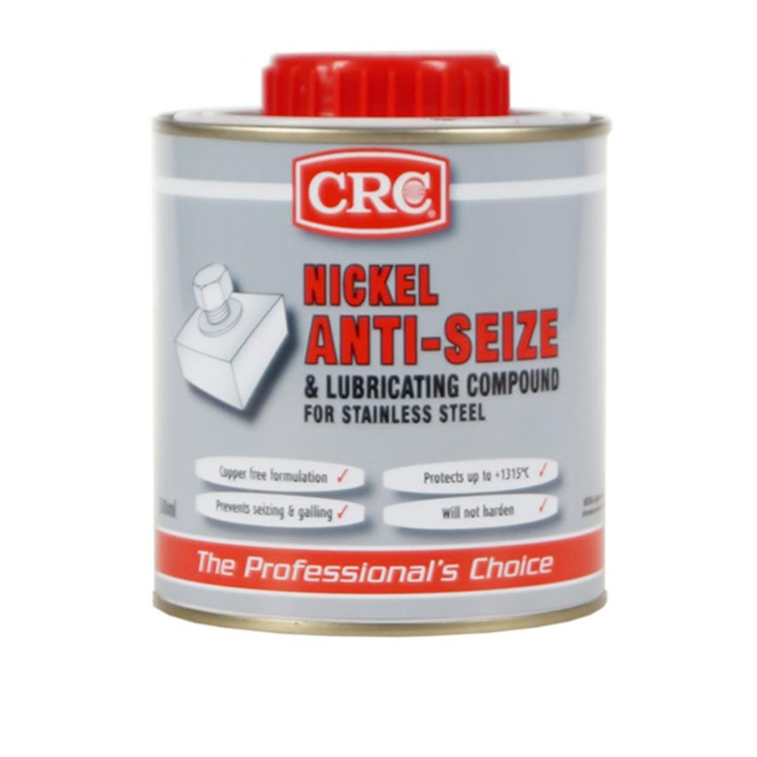 CRC Anti-Seize Nickel Paste 500ml image 0