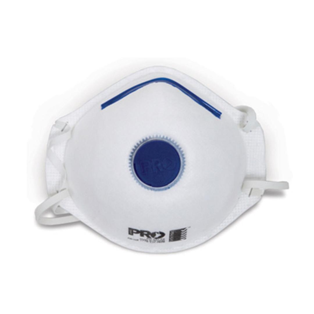 ProChoice Respirator P2 with Valve 12pk image 0