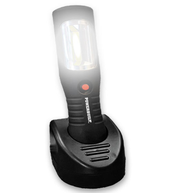 Powerbuilt Rechargable LED Worktorch image 0
