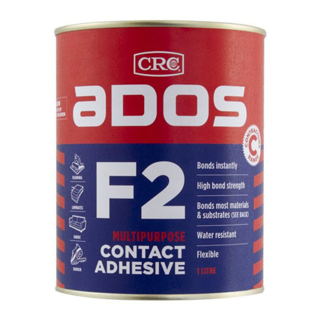 F2 Contact Adhesive 1L Ados image 0