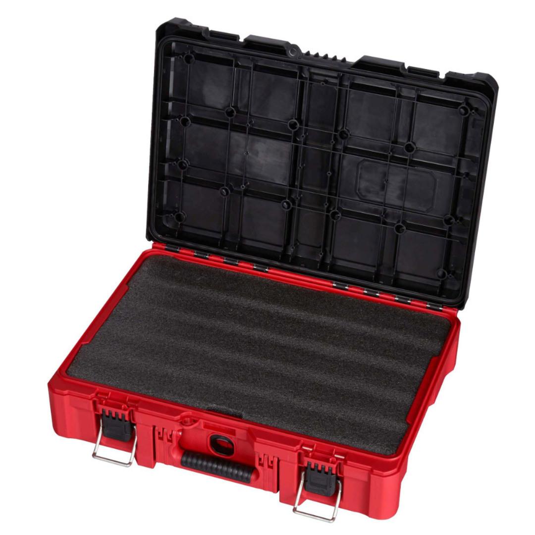 Milwaukee PACKOUT Tool Box w\ Foam Insert image 0