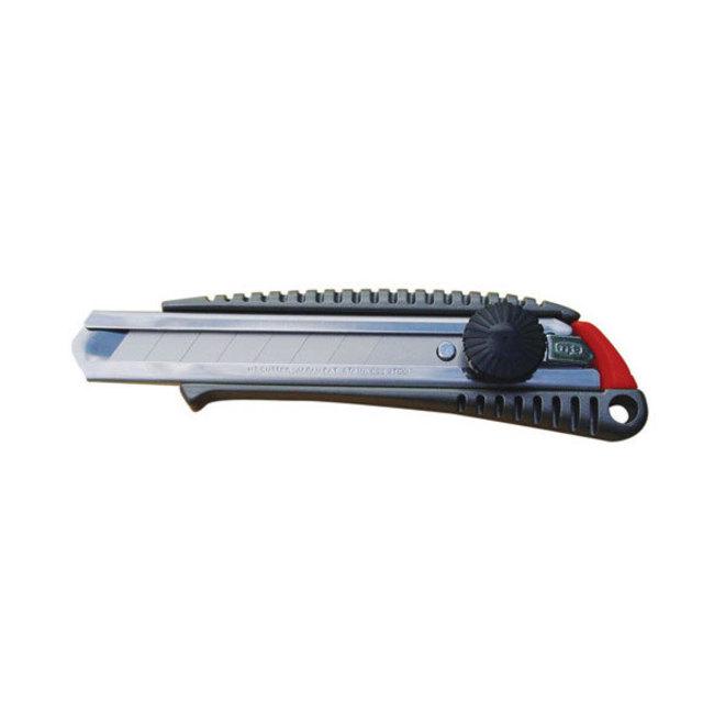 NT Cutter Knife 18mm Snap-Off Knob Lock image 0