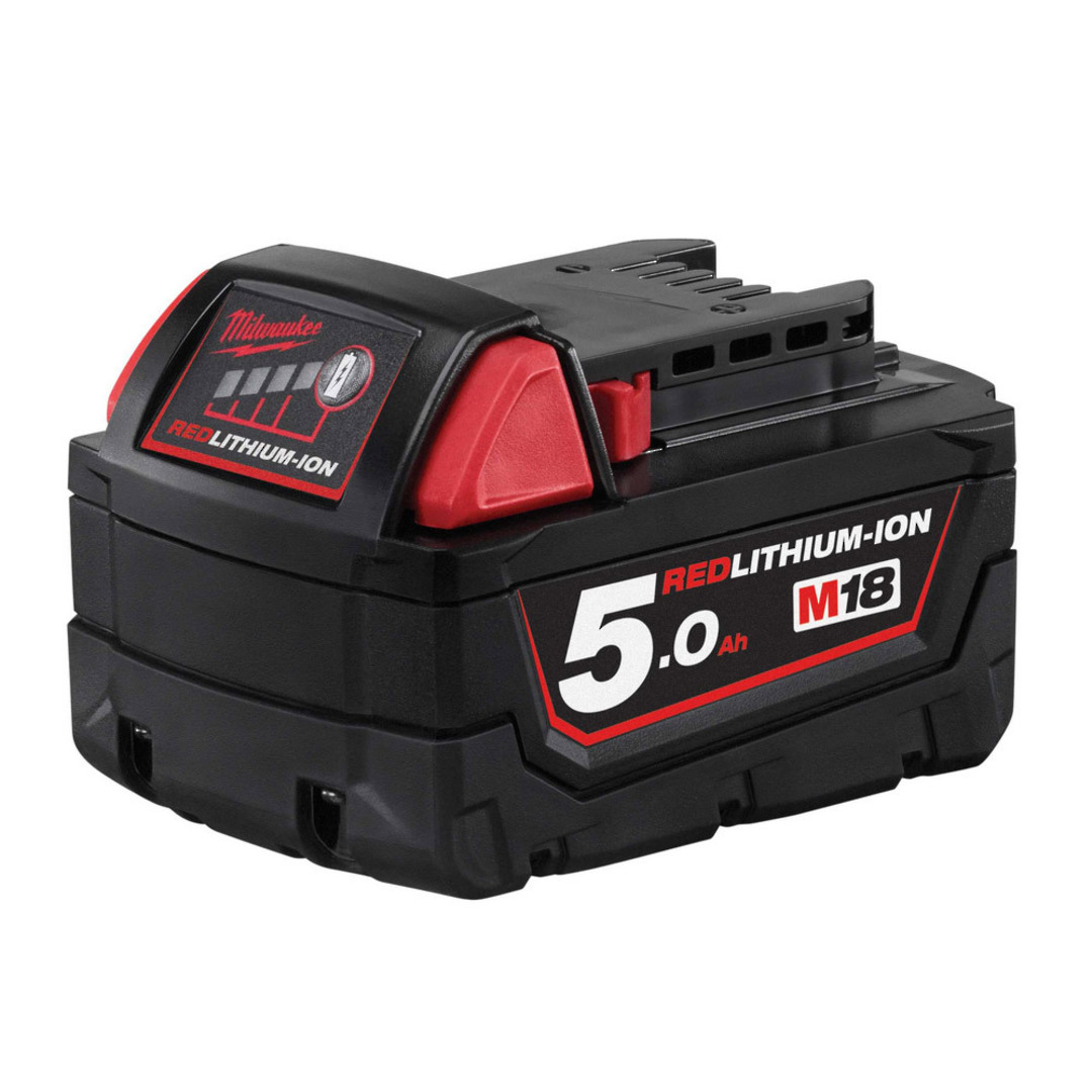 Milwaukee M18 5.0Ah Lithium Ion Battery image 0