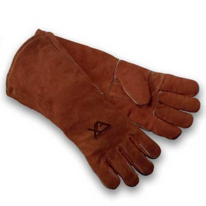 Xcel-Arc Premium Large Welding Gauntlets image 0