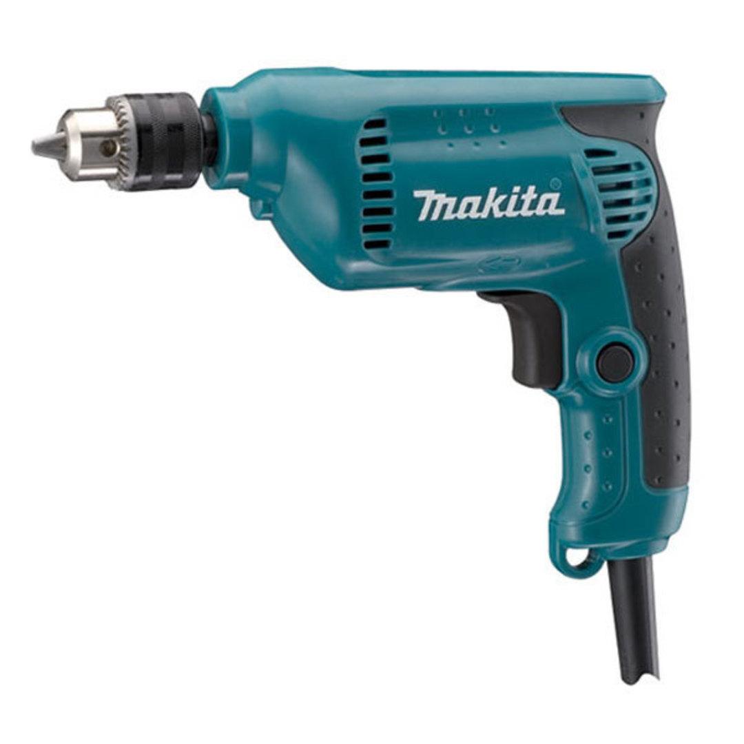 Makita 10mm Drill 450w - 6411 image 0