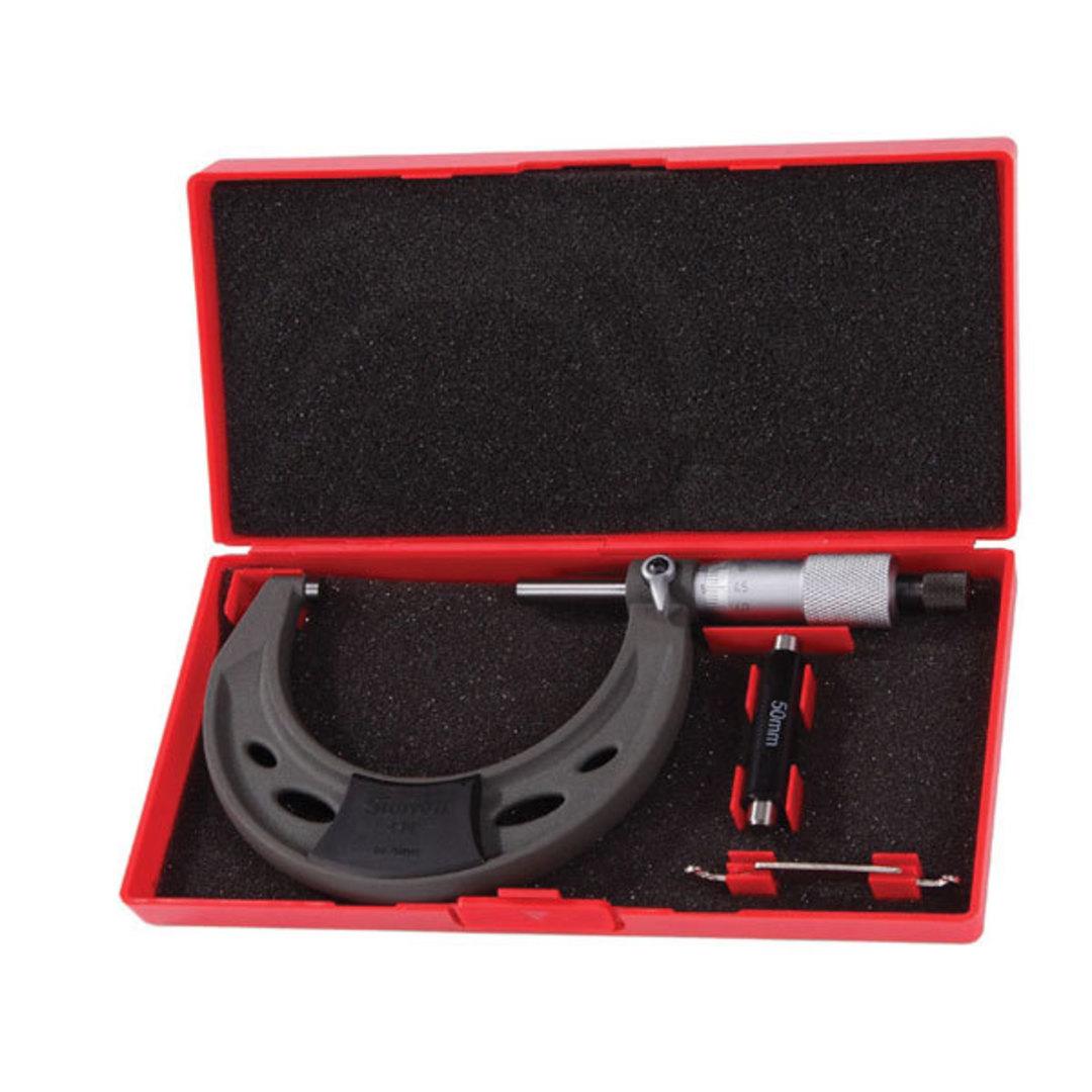 Starrett Micrometer Outside 25-50mm image 0