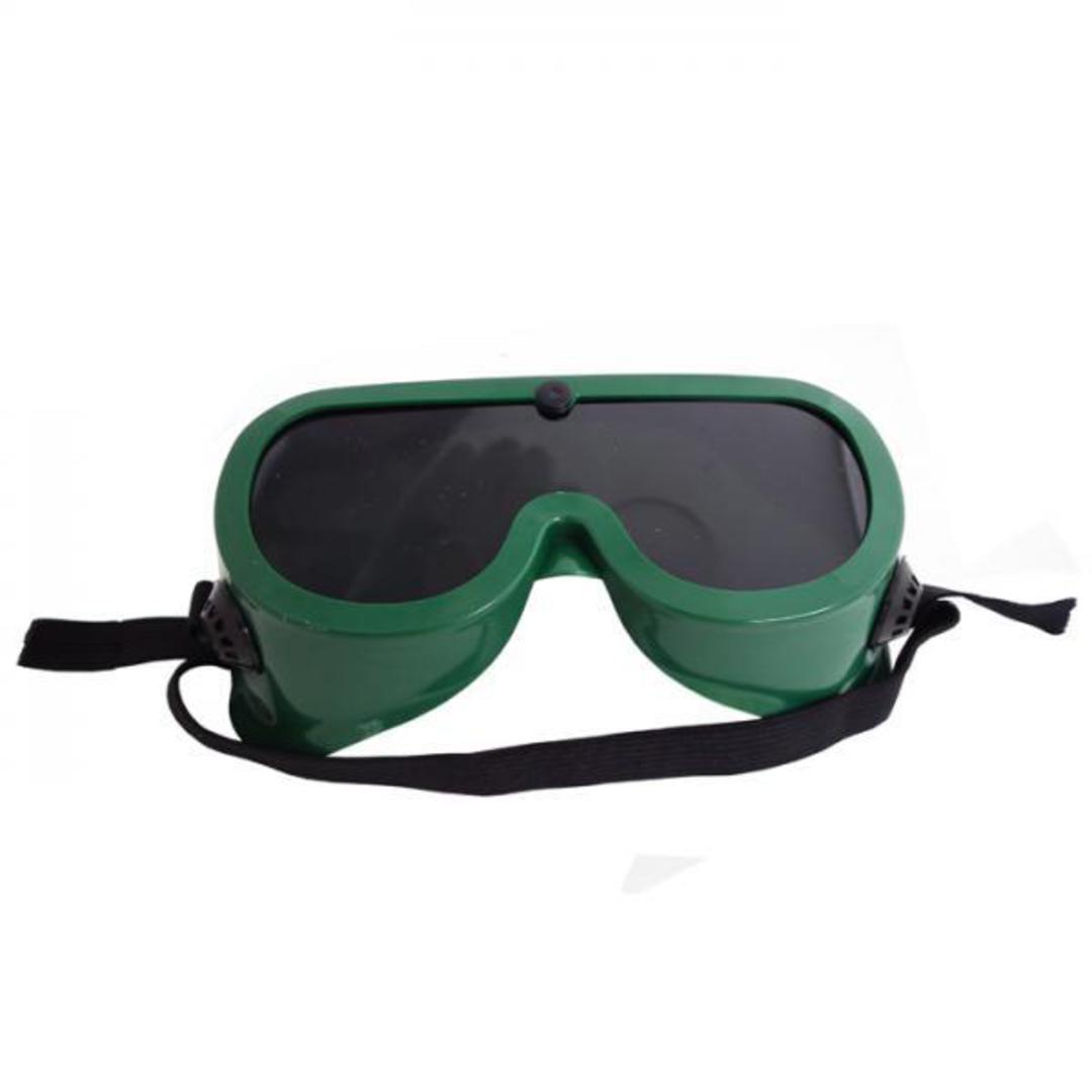 Blue Eagle Goggles Welding Straight Lens image 0
