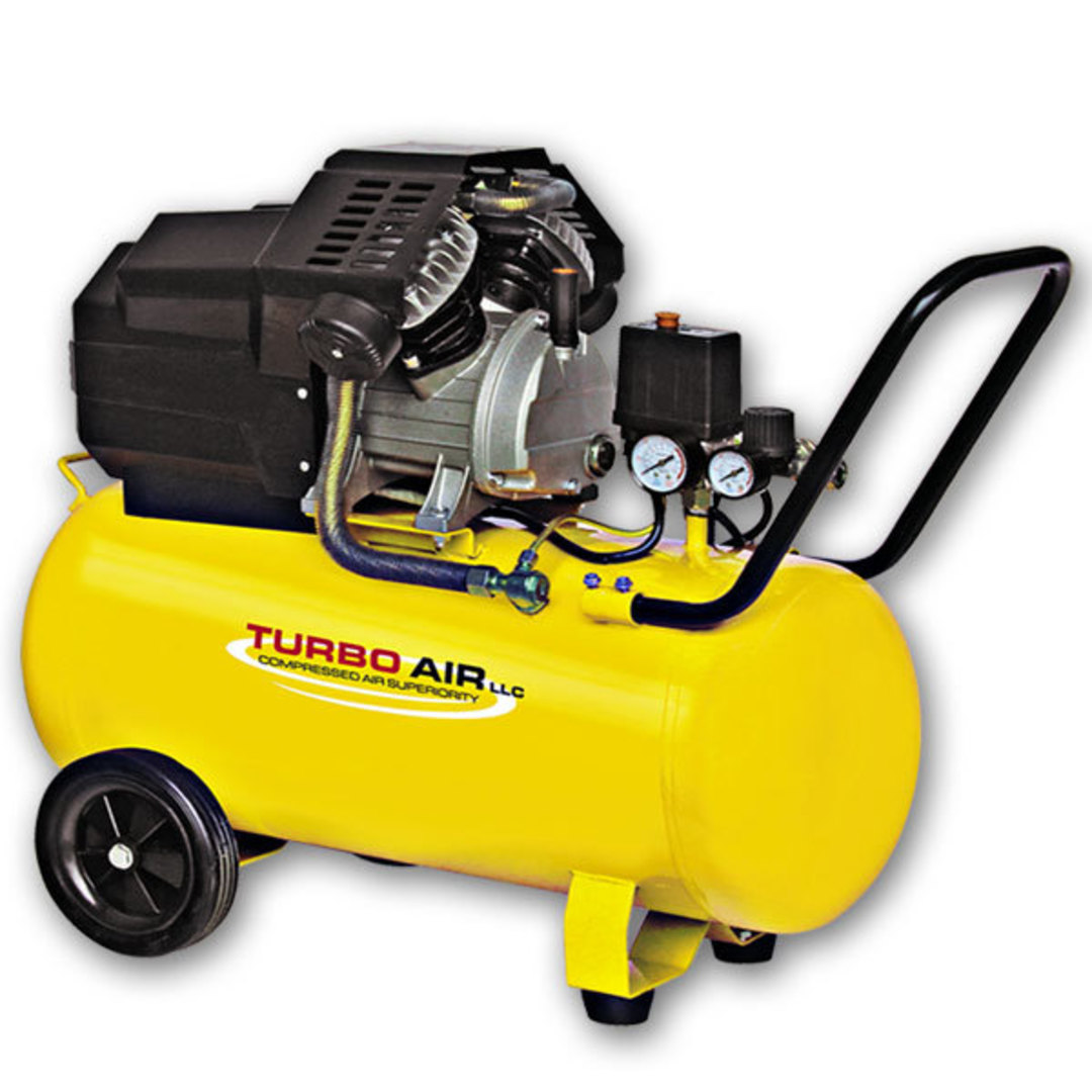 Turbo Air 3HP Air Compressor 50L Direct Drive image 0