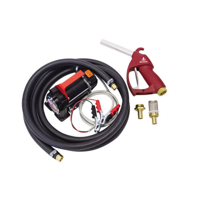 Alemlube 12V Diesel Refuelling Kit image 0