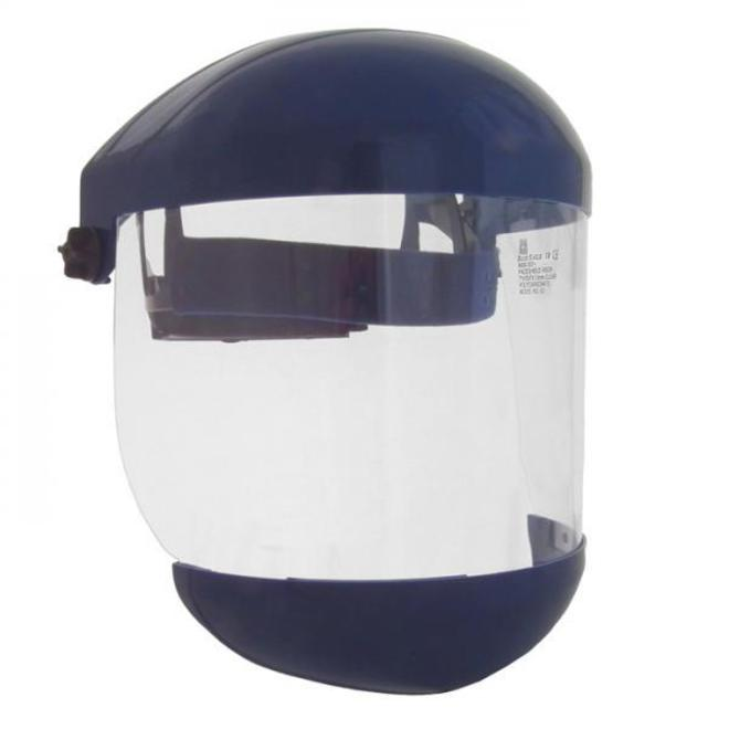 Safety Visor Brow & Chin  BVC-6 Clear image 0