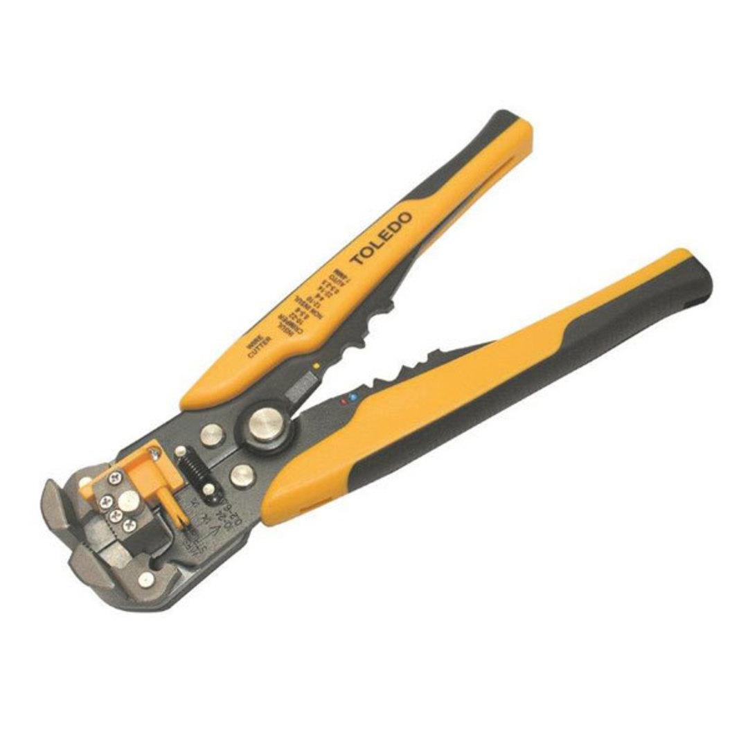 Toledo Plier Wire Stripper & Crimper H/D image 0