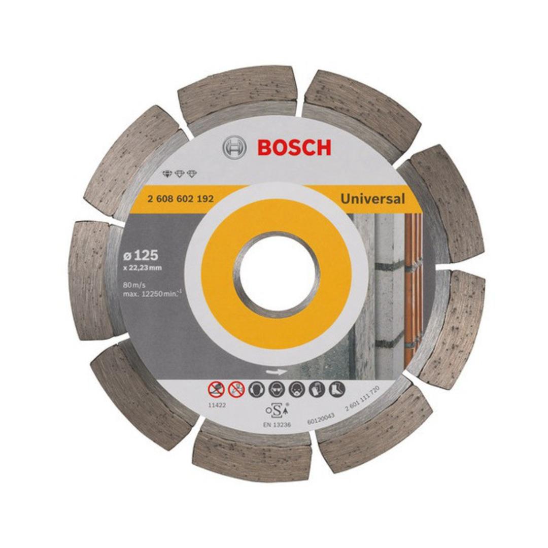 Bosch Standard Segmented Universal Cutting Discs image 0