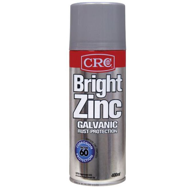Zinc Bright 400ml CRC image 0