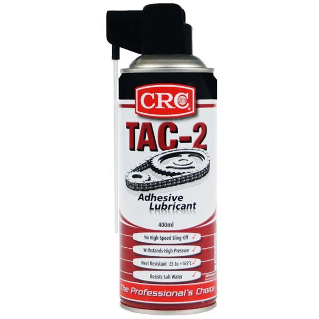 Tac 2 Adhesive Lubricant 300g CRC image 0