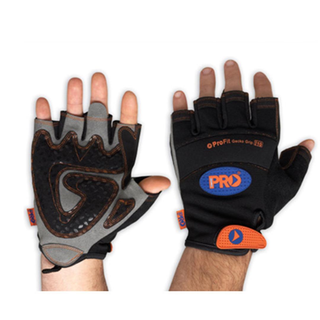 ProChoice Pro Fit Fingerless Gloves image 0