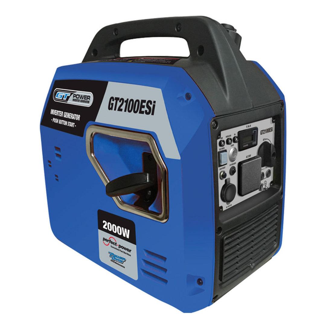 GT Power Electric start 2000w generator image 0